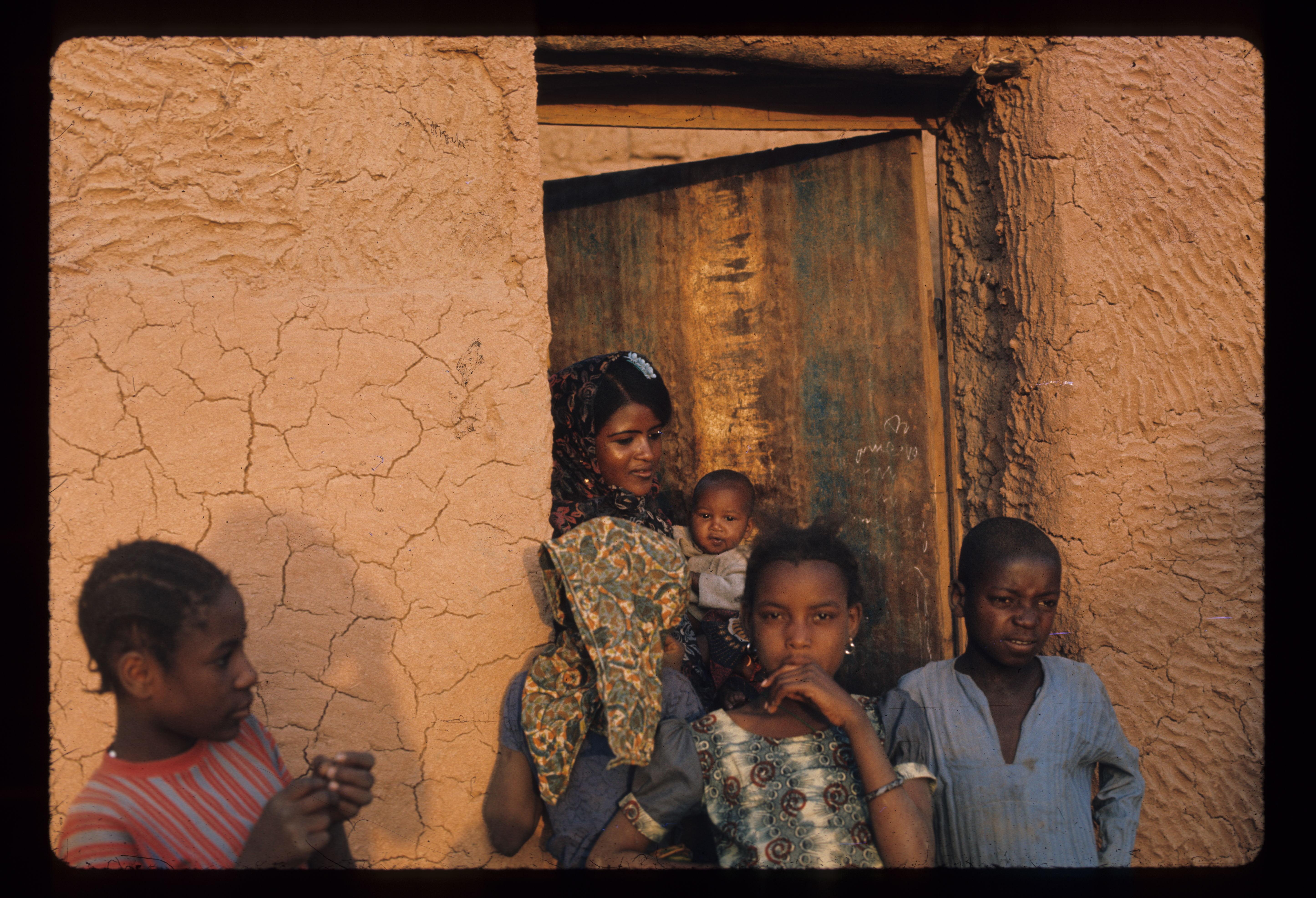 NIGER 1977  Agades