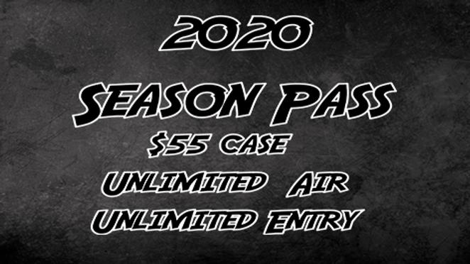 2020 Season Pass