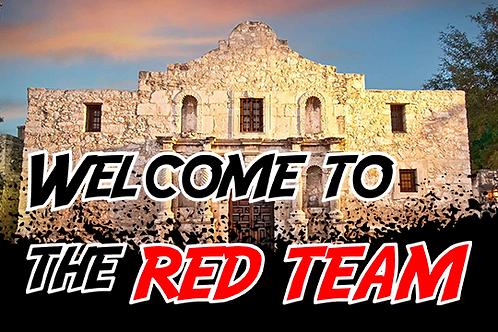 Alamo 2021 RED Team