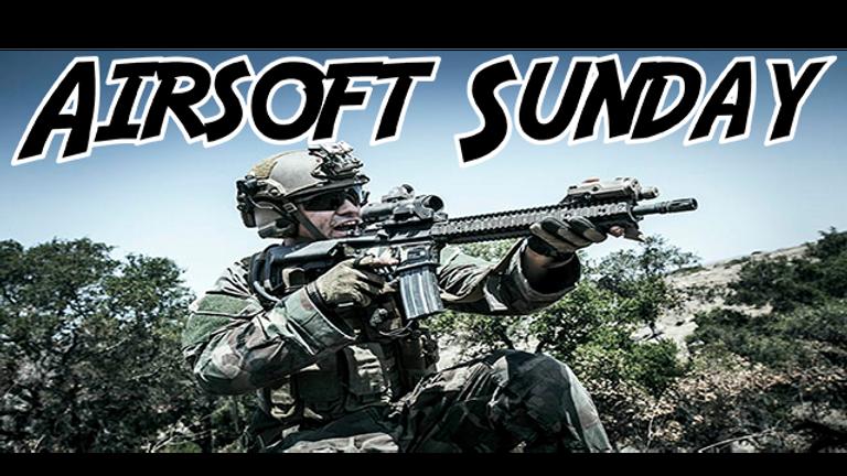5 Airsoft Entries