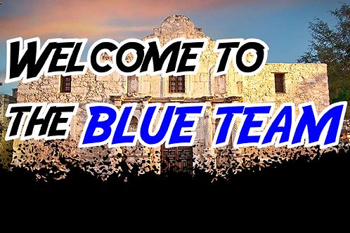Alamo 2021 Blue Team No Paint