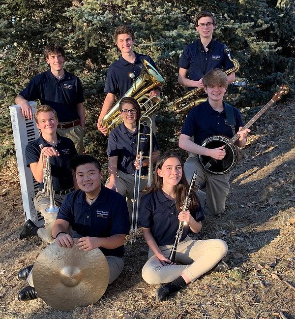 2020-21 Denver Jazz Club Youth All-Stars