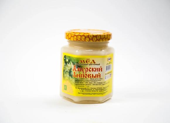 Мёд Липовый Премиум