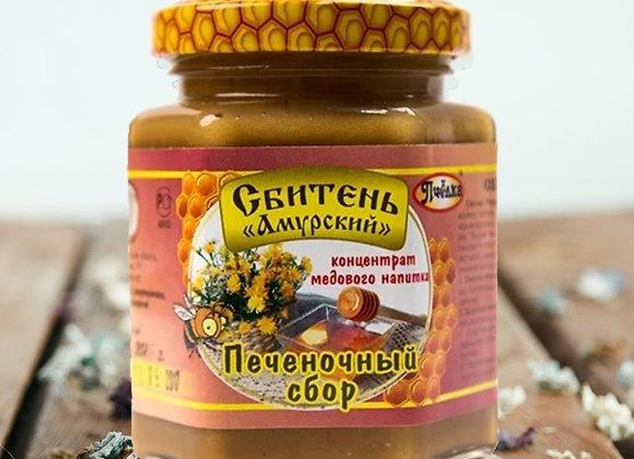 """Сбитень """"Печеночный сбор"""" (с шиповником)"""