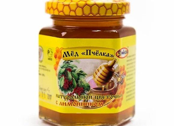 Мёд с лимонником