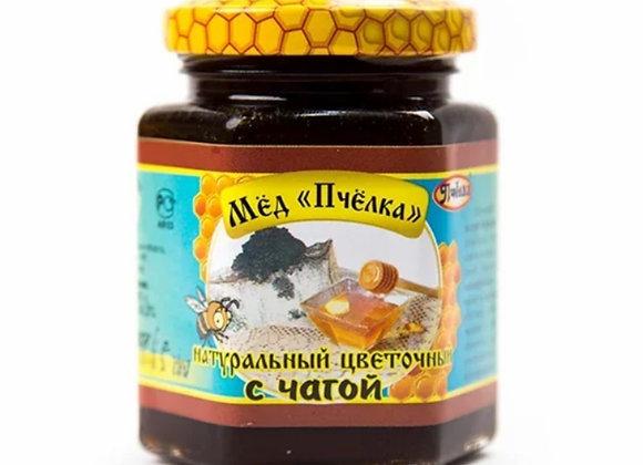 Мёд с чагой