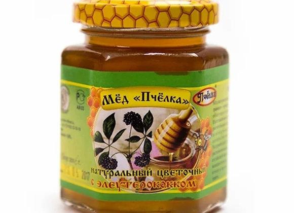 Мёд с элеутерококком