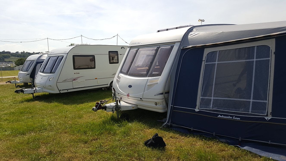 Glastonbury Festival 2017 Caravan Hire