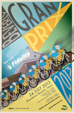 poster illustration and layout