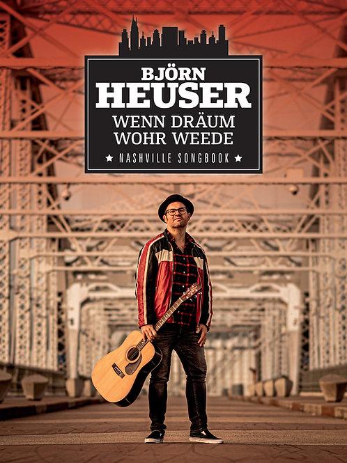 """Wenn Dräum wohr weede - Das Buch zu """"Nashville Recordings"""""""