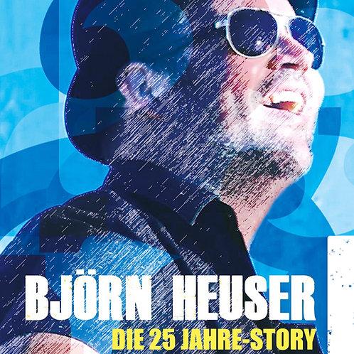 "E-Book ""25 Jahre Björn Heuser"""