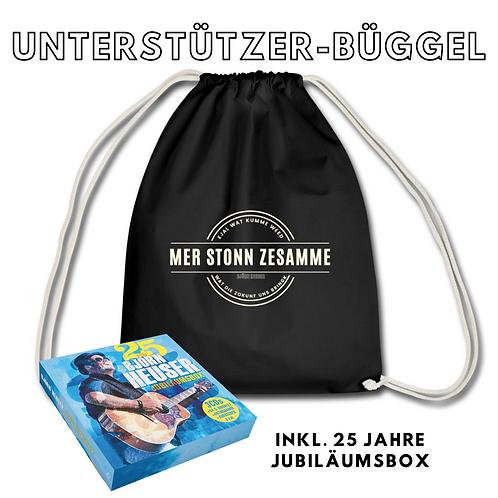 HEUSER-Büggel inkl. Jubiläumsbox
