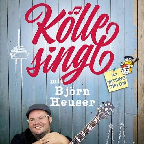 Kölle singt - Das Mitsingbuch