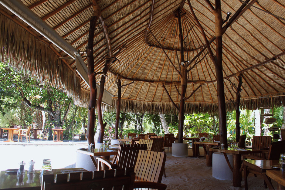 tahaa island resort and spa relais chateaux
