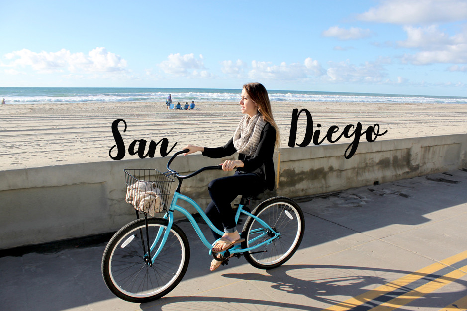 California road trip : San Diego