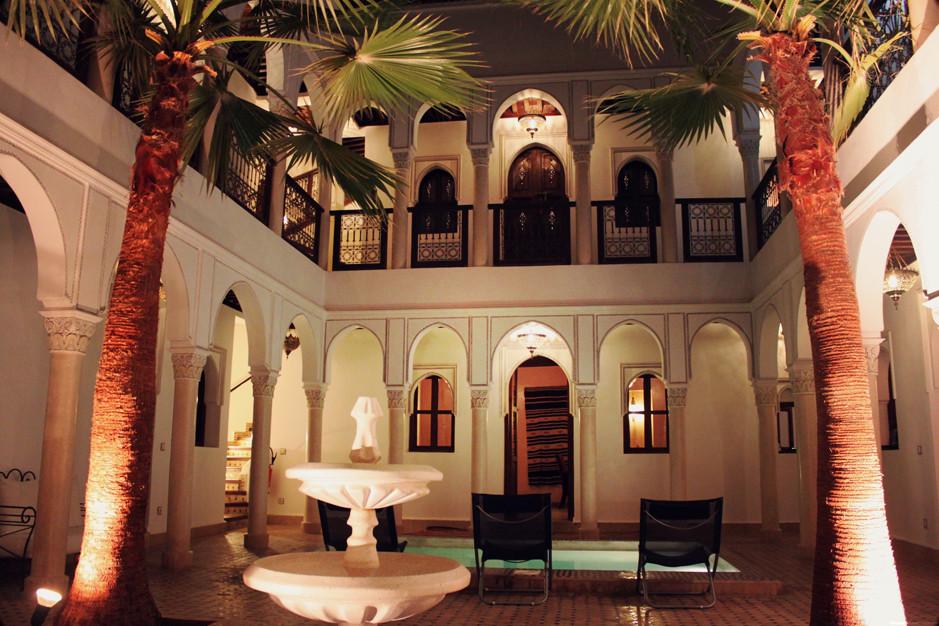 Marrakech : Riad Jardin d'Abdou