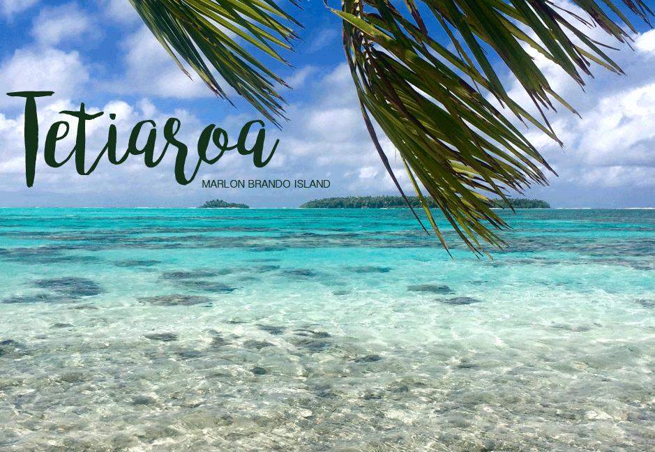 Tetiaroa, Marlon Brando Island