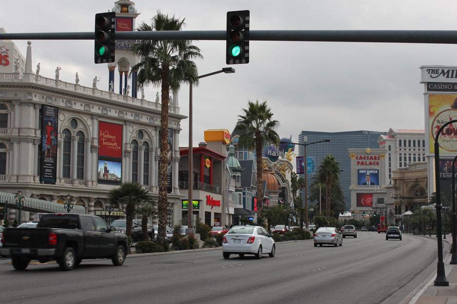 The Strip - Las Vegas