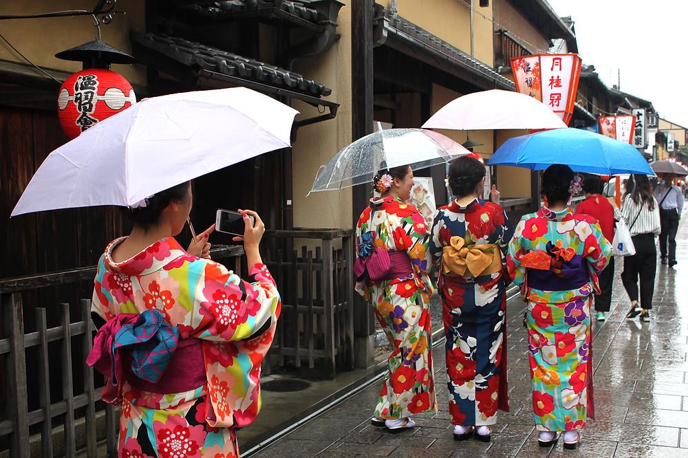 Gion, Hanami-koji