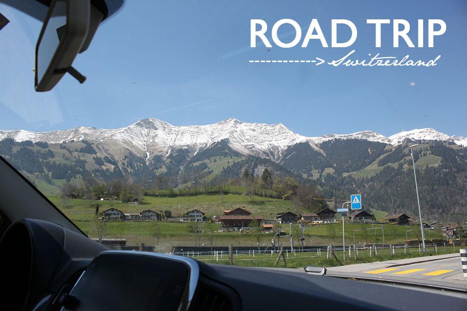 Road trip Suisse