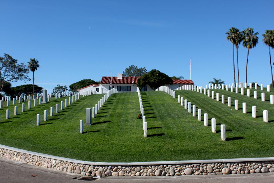 cimetières San Diego