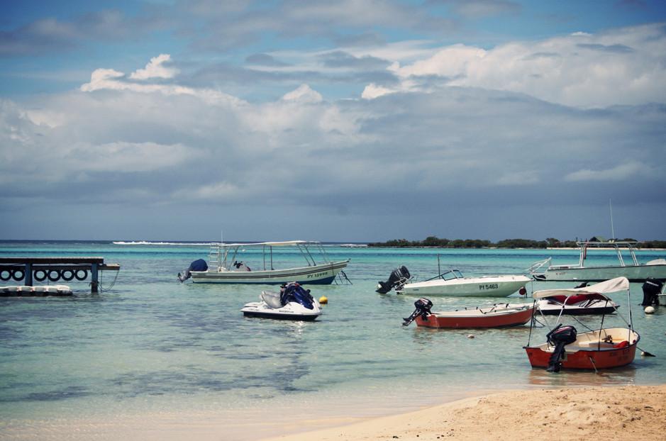 Moorea - French Polynesia - Tipaniers beach