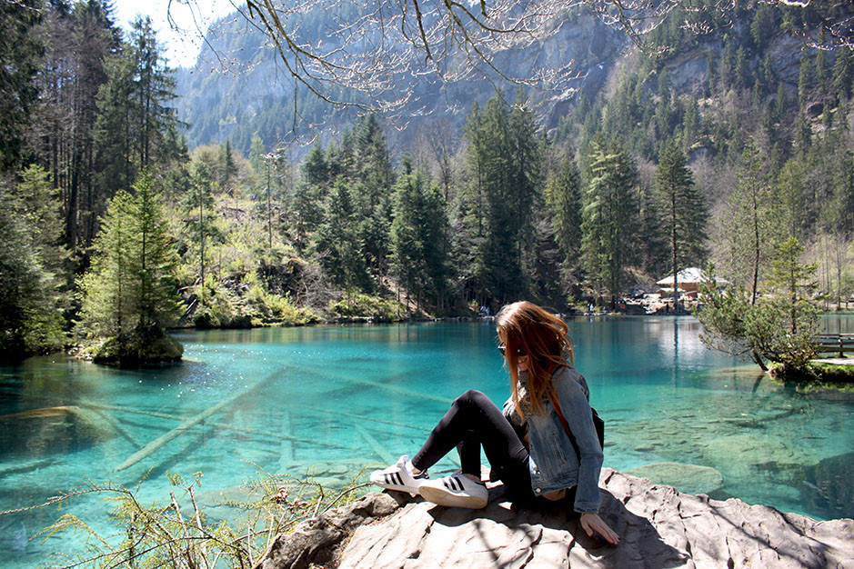 Suisse - Blausee