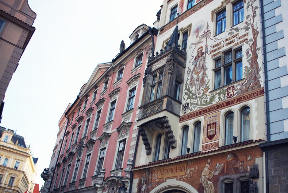 Old town - Prague