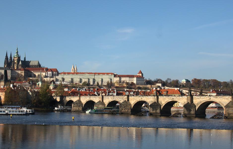Charles Bridge - Pont Charles - Prague