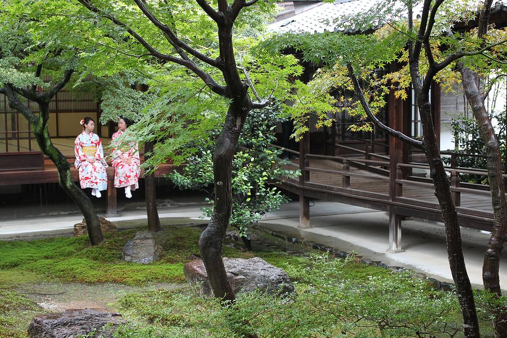 jardin zen Kennin-ji