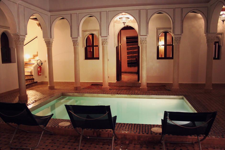 Riad Jardin d'Abdou - Marrakech