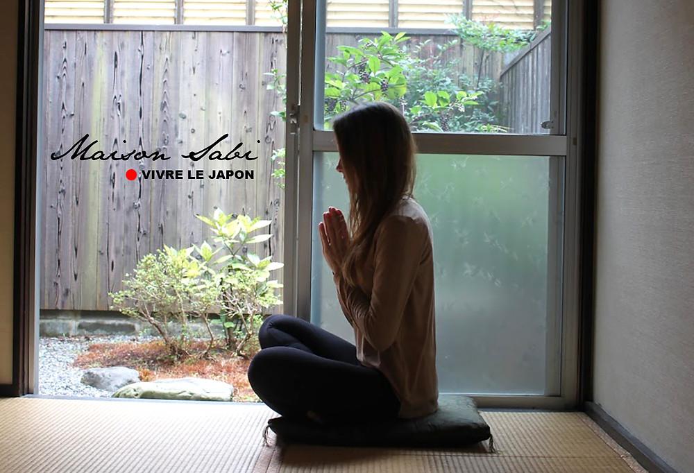 Méditation à la Maison Sabi