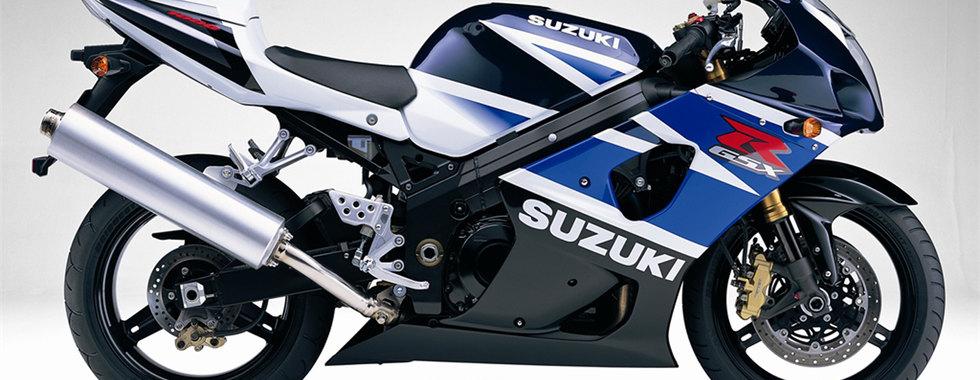 Suzuki 1000 gsxr 2003