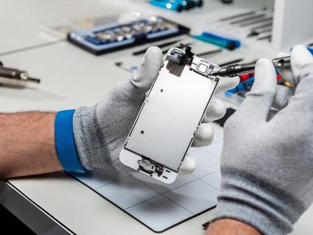 Por que entrar no mercado de manutenção de dispositivos móveis?