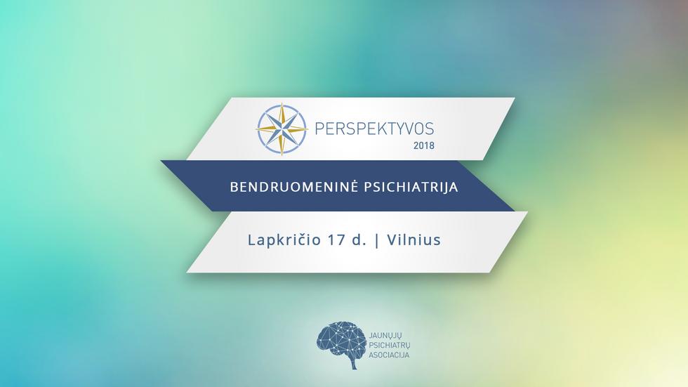 Perspektyvos | Mokslinė - praktinė JPA konferencija