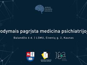 Įrodymais pagrįsta medicina psichiatrijoje