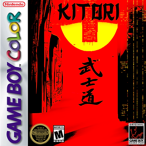 Kitori GBC Box Art 2.png
