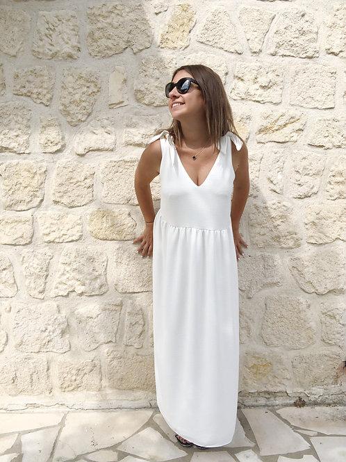 Robe Alba Blanche