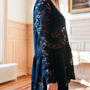 Blouse Emma Guipure - 105€