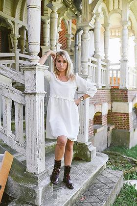 Robe Hannah Blanche