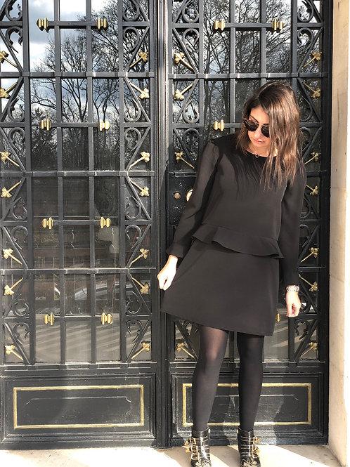 Robe Castille Black
