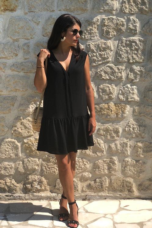Robe Olympe noire