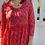 Thumbnail: Robe Hannah rouge