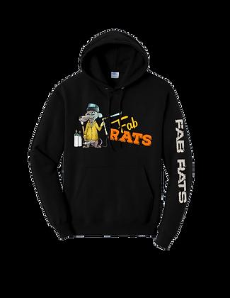 Fab Rat Heavy Weight Hoodie