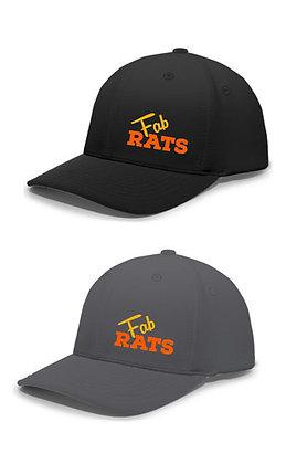 Original Fab Rats Logo Flexfit Hat