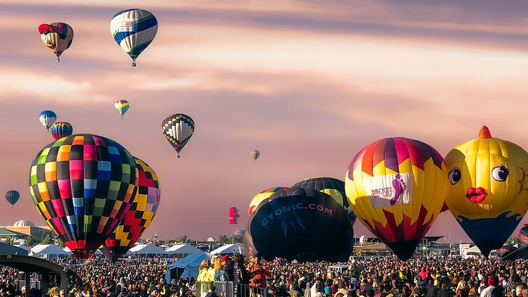 2019 Albuquerque International Balloon Fiesta