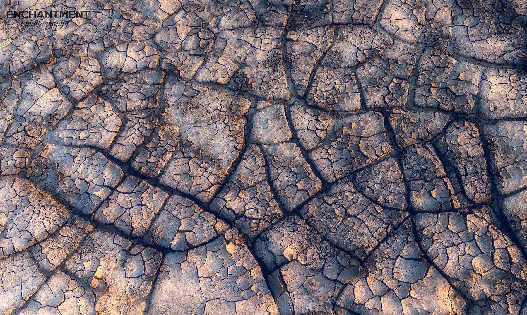 Bisti Badlands Ground Texture