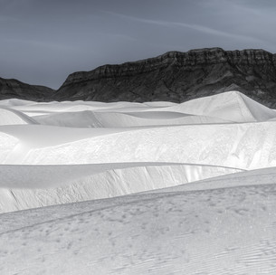 White Sand Layers