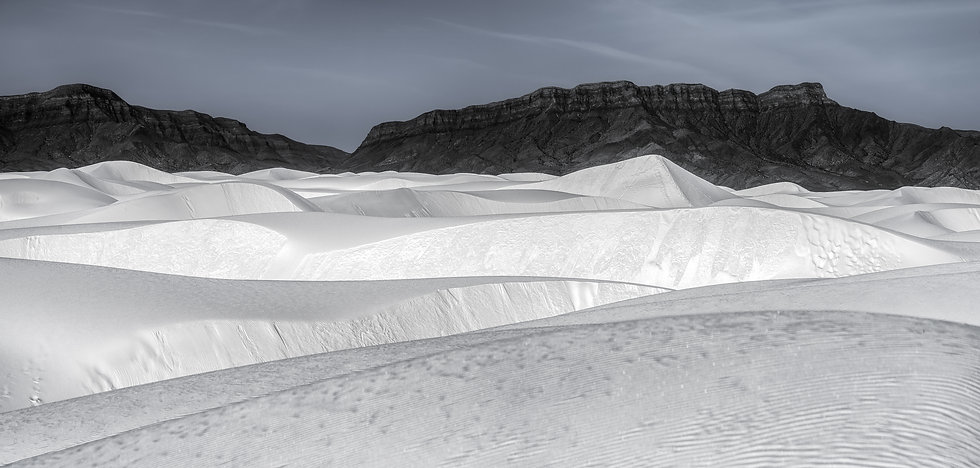 White Sands Layers