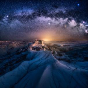 Bisti Wilderness Milky Way